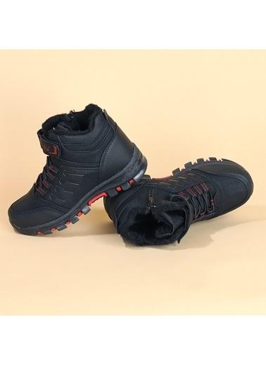Ayakland Ayakland Bs 542 ıçi Termal Kürk Termo Erkek Çocuk Bot Ayakkabı Renkli